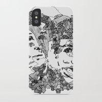 danisnotonfire iPhone & iPod Cases featuring Danisnotonfire & AmazingPhil  by xzwillingex