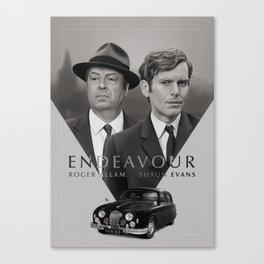 Endeavour Canvas Print