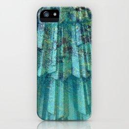 Underwater Reflection iPhone Case
