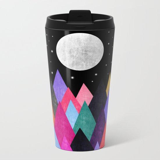 Moon Light XIX Metal Travel Mug