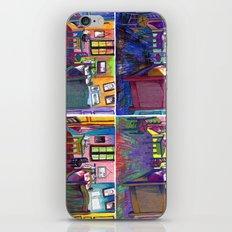 Gogh and I iPhone & iPod Skin