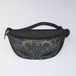 Dragonfly Masquerade Fanny Pack
