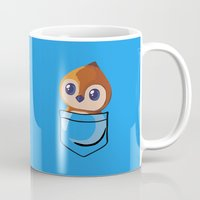 warcraft Mugs featuring Pepe! by SlothgirlArt