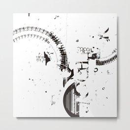 TYPE FERRERO Metal Print