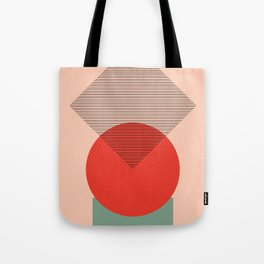Cirkel is my friend V1 Tote Bag