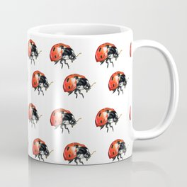 The LadyBug Coffee Mug