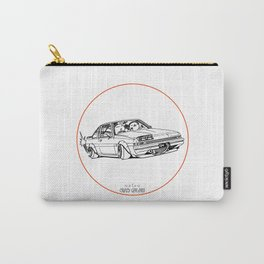 Crazy Car Art 0220 Carry-All Pouch