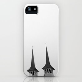 Háteigskirkja iPhone Case