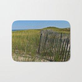 Cape Cod Beach Dunes Bath Mat