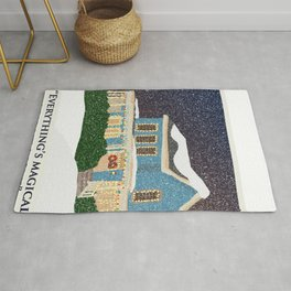 Gilmore girls house Rug