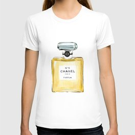 Yellow Perfume T-shirt