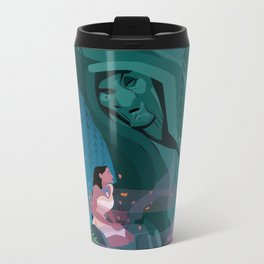 Pocahontas Spirit Metal Travel Mug