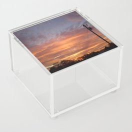 Sunset in Bell Buckle Acrylic Box