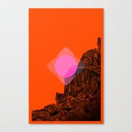 Start Something New Canvas Print