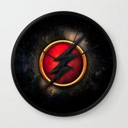 FLASH-HERO Wall Clock