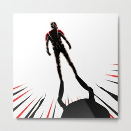 ant hero Metal Print