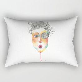 precious madness Rectangular Pillow