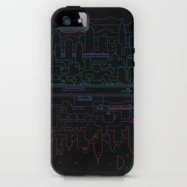 City 24 (Colour) iPhone Case
