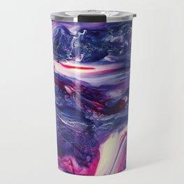 Hypnotic Hybrid - Painting Travel Mug