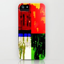 Unity Divided iPhone Case