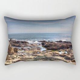 Marginal Way #2, Rectangular Pillow
