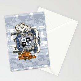 C.L.I.P. shield Stationery Cards