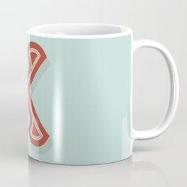 BOLD 'K' DROPCAP Coffee Mug