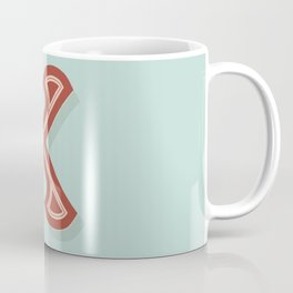 BOLD 'K' DROPCAP Coffee Mug