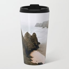 Three Cliffs Bay Travel Mug