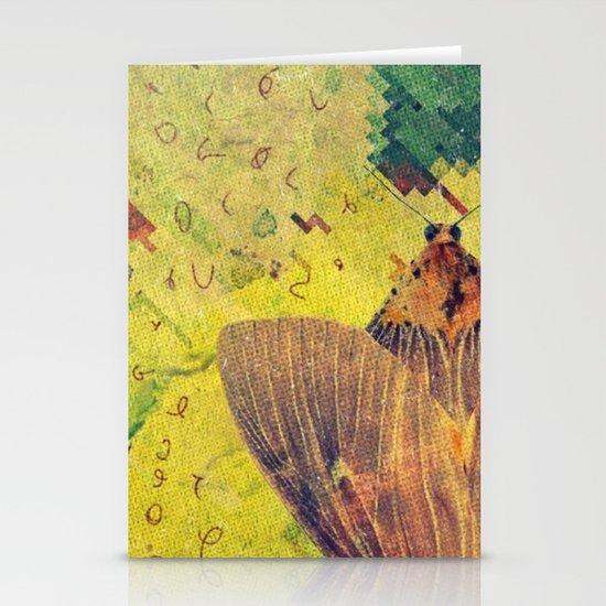 moth Stationery Cards