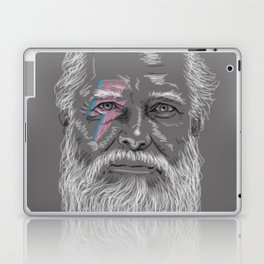 Hipster Bowie Laptop & iPad Skin