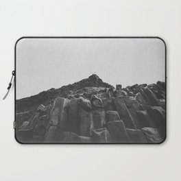 Reynisdrangar Rocks Laptop Sleeve