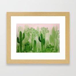 Memory Landscape 1 Framed Art Print