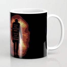 [ Doctor Who ] Eleven Matt Smith Akhaten Coffee Mug
