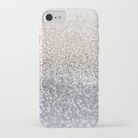 silver iPhone & iPod Cases featuring SILVER by Monika Strigel