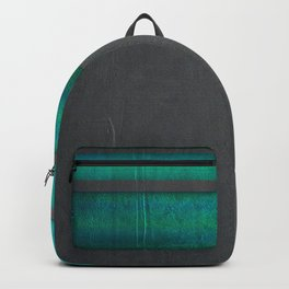 """Architecture, cement texture & colorful II"" Backpack"