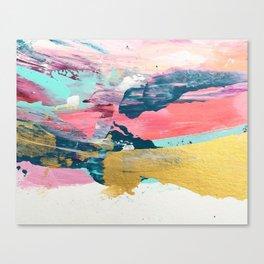 little wisp.  Canvas Print