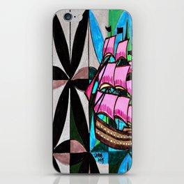 Ship #1 iPhone Skin
