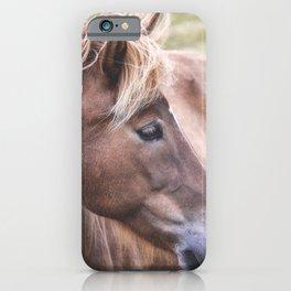 Pretty Icelandic Pony iPhone Case