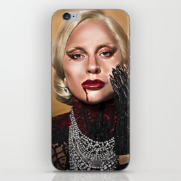 The countess iPhone Skin