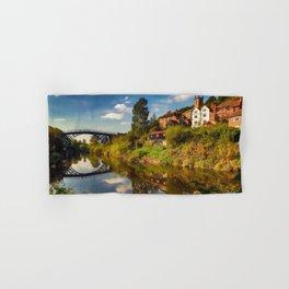 The Iron Bridge Hand & Bath Towel