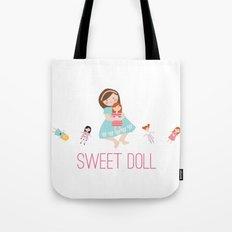 SWEET DOLL Tote Bag