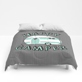 Happy Camper Comforters