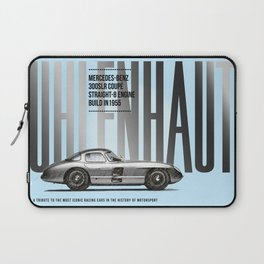300 SLR Uhlenhaut Coupe Tribute Laptop Sleeve