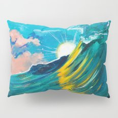 Light at the End of the Tunnel Pillow Sham