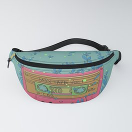 Mix Tape 90's Fanny Pack
