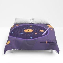 Analog System Comforters