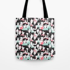 fashion pack Tote Bag