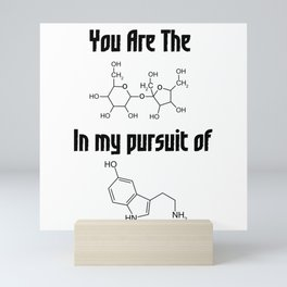 Pursuit of Happiness Mini Art Print
