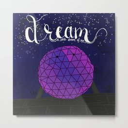 Eppy Dream Metal Print
